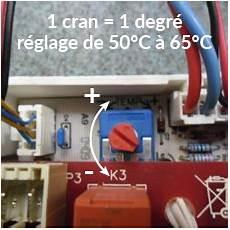 température chauffe eau la temp 233 rature de l eau d un chauffe eau 233 lectrique est