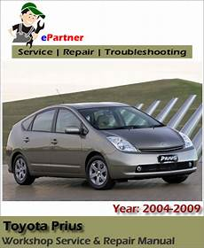 auto repair manual free download 2009 toyota prius navigation system toyota prius hybrid service repair manual 2004 2009 automotive service repair manual