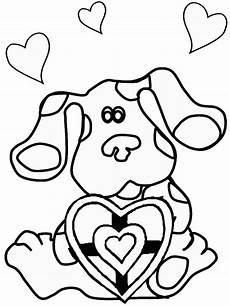 kids n fun com 15 coloring pages of blues clues