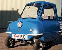 Peel P50 It's Back  Ukmade – UK Made Products BRITISH