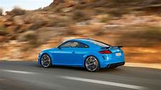 2020 audi tt rs audi tt rs refined with of updates