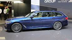 2017 Bmw 5 Series Touring Is The Wagon America Will