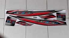Striping Fiz R Variasi by Jual Stiker Motor Striping R Variasi Spark Nano