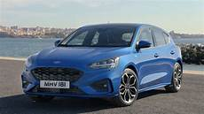 2019 Ford Focus St Line Features Sporty Styling And