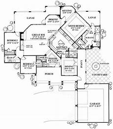 7000 sq ft house plans 3 bedrm 1988 sq ft southwest house plan 136 1018