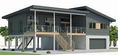 modern stilt house plans architecture architecture home plan ch542 coastalhomes