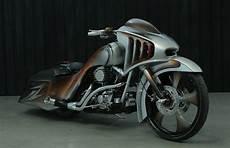 Modifikasi Harley Davidson by Modifikasi Harley Davidson Road King Bocah Lelaki