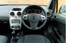 Vauxhall Corsa 2006 2014 Interior Autocar