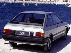 Alfa Romeo Arna Specs Photos 1983 1984 1985 1986