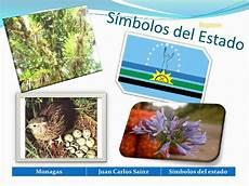 sinbolos naturales del estado bolivar estado monagas