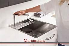 rubinetto a scomparsa focus dettagli mariani cucine s r l