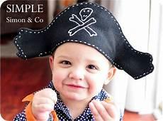 Fabriquer Un Costume De Pirate A Felt Pirate Hat Pattern Pirate Costume