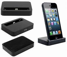 dock and charging station for apple iphone se 5 5s and