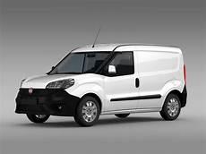 Fiat Doblo Cargo - fiat doblo cargo 263 2015 3d model max obj 3ds fbx c4d lwo