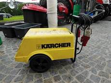 k 228 rcher hd 1000 sei high pressure cleaner technikboerse com
