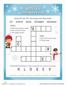 1st grade winter worksheets free printables education