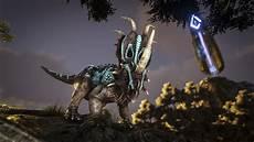 the tek rex in ark survival evolved s arkaeology event