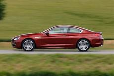 Bmw 6 Series Coupe Power Athleticism And Solidity Bmw