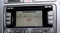 how to using the volkswagen rns 315 navigation