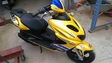 Yamaha Aerox Mbk Nitro 25 Km H Bj 05 Bestes Angebot