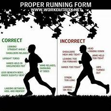 proper running form with my infamously bad posture it s