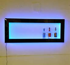 barchefs light up floating wall shelves add ambience to any room