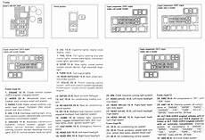 1996 toyota t100 fuse diagram repair guides