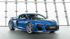 2019 audi r8 sportback rendered as the practical supercar