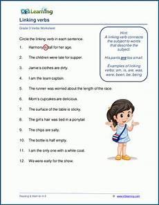 grade 3 verbs worksheets k5 learning