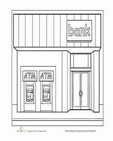 coloring pages places in town 18038 paint the town coloring pages education house colouring pages coloring pages color