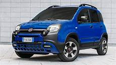 2017 fiat panda city cross 4x2