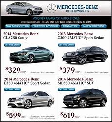 Mercedes Offers Lease