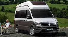 Vw California Concept Previews A Crafter Based Motorhome