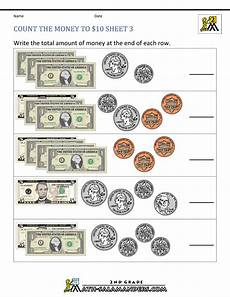 money change worksheets grade 2 2629 printable money worksheets to 10