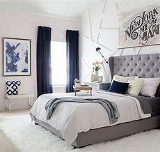 Bedroom Ideas Navy by Navy Blue Bedroom Curtain Ideas 15 Ways To Decorate