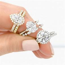how to match a wedding band engagement ring brilliant