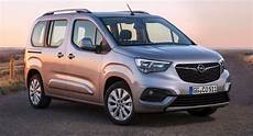2019 opel vauxhall combo debuts with new styling and