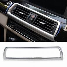 automobile air conditioning service 2012 bmw 5 series parking system dwcx car styling chrome interior air conditioning vent decoration cover trim for bmw 5 series