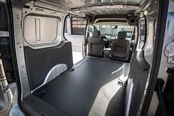 Interior 2019 Ford Transit Connect Van North America