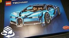 Lego 42083 Technic Bugatti Chiron Box Preview