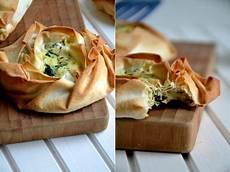 rezepte mit filoteig macht was feta spinat pies mit filoteig aus
