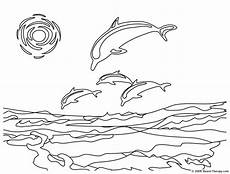 printable dolphin coloring pages coloringme