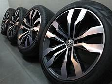 20 Inch Original Summer Wheels Vw Tiguan Ii Ad1 Suzuka