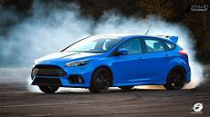 ford focus rs 2016 ford focus rs track drift mode test on
