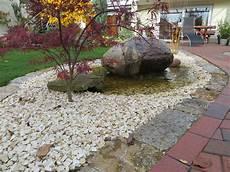 Wasser Im Garten G Stein Garten Und Landschaftsbau