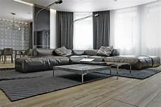 vorhänge wohnzimmer grau wohnzimmer in grau mit eckcouch im mittelpunkt 55 ideen