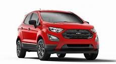2019 ford ecosport exterior color options