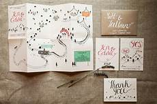 an amazing wedding invitation idea for the unconventional
