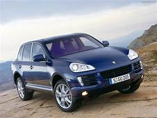 2009 Porsche Cayenne Turbo S Exotic Car Picture 07 Of 20