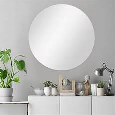 runde spiegel 2er set spiegel rund 50 cm 70 cm durchmesser deko